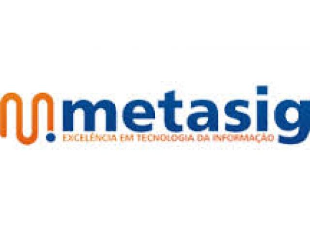 Vaga de Estágio para Desenvolver de Sistemas Web na Metasig