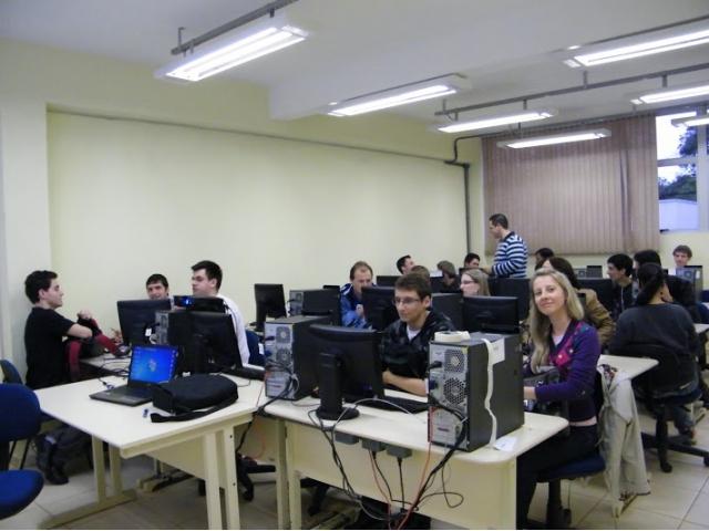 III Mini-Maratona de programação (2012)