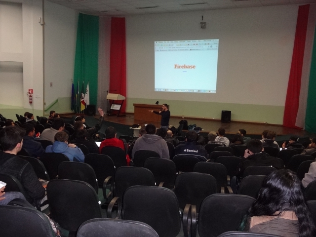 Palestra do Google Developers Group (GDG)