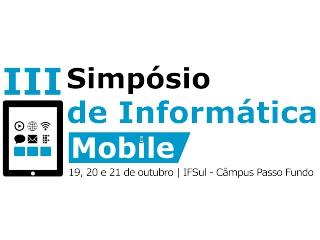 III Simpósio de Informática - Mobile