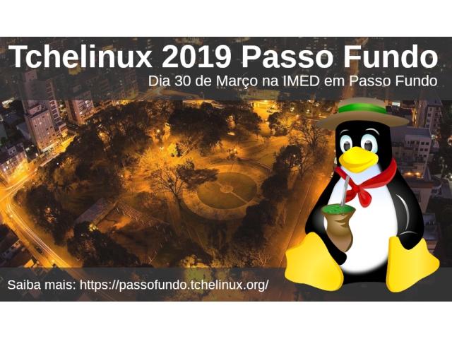 TcheLinux 2019 Passo Fundo