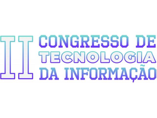 II Congresso de Tecnologia da Informação do IFSUL - Passo Fundo